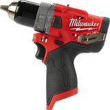 "Milwaukee 2504-20  M12 FUEL 1/2"" Hammer Drill"