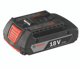 Bosch BAT612  18V Lithium-Ion 2.0 Ah SlimPack Battery