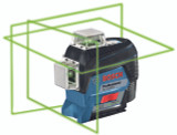 Bosch BOS-GLL3-330CG  360 Degree Connected Green-Beam Three-Plane Leveling