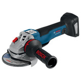 Bosch GWS18V-45PCN  18V EC Brushless Connected-Ready 4-1/2 In. Angle Grinder with No Lock-On Paddle Switch (Bare Tool)