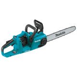"Makita DUC400Z  16"" Brushless 18Vx2 LXT Cordless Chainsaw"