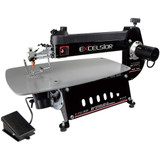 "King Industrial KXL-21/100  21"" Professional Scroll Saw"