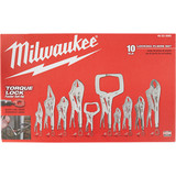 Milwaukee 48-22-3690 10pc Torque Lock Pliers Kit