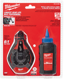 Milwaukee 48-22-3982  100' Bold Line Kit w/ Blue Chalk