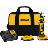 Dewalt DCS551D2  20V MAX Cordless Drywall Cut-Out Tool Kit with 2x 2.0Ah Batteries