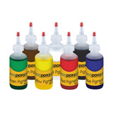 EcoPoxy EP-PGS10-7X120ML 7pc 120ml Color Pigment Set