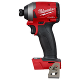 "Milwaukee MIL-2853-20  M18 GEN 3 FUEL 1/4"" Hex Impact Driver (Tool Only)"