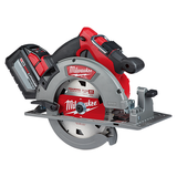 "Milwaukee 2732-21HD  M18 FUEL 7-1/4"" Circular Saw 12Ah Kit"