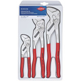 Knipex KNIP-002006US2  3-Piece Pliers Wrench Set