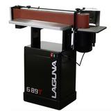 "Laguna LAG-MSANOES6X89-1.5-0320  6'"" x 89"" Oscillating Belt Combination Sander"