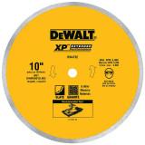 """DeWALT DEW-DW4762  10"""" Porcelain Tile Blade"""