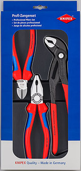 Knipex KNIP-002009V01  3-PC Bestseller Pliers Set