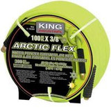 "King Industrial K-10038H  100' x 3/8"" Arctic Flex Air Hose"