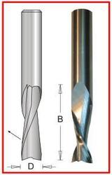 "Dimar DIM-SCW46  2 Flute 1/4"" X 1/4"" X 1-1/8"" Up Spiral Carbide"