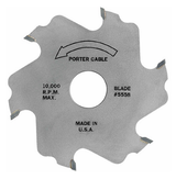 Porter-Cable 5558  4 in. Blade / 557 Biscuit Jointer