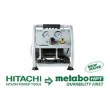 Metabo-HPT HIT-EC28M 1-Gallon Portable Electric Horizontal Air Compressor