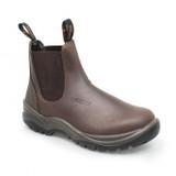 Grisport GRI-72457LD21 6in Slip-On Chukka Safety Boot