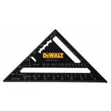 """DeWALT DWHT46031 7"""" Premium Rafter Square"""