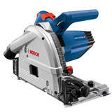 Bosch GKT13-225L 6-1/2 In. Track Saw with Plunge Action and L-Boxx Carrying Case