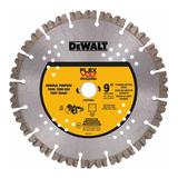 "DeWALT DWAFV8900 9"" FLEXVOLT Diamond Cutting Wheel"