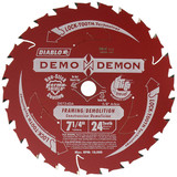 Freud FRE-D0724DA 7-1/4-Inch Diablo Demo Demon Circular Saw Blade