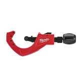 "Milwaukee 48-22-4253 2-1/2"" Quick Adjust Copper Tubing Cutter"