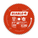 Freud FRE-D0760A 7-1/4X60T Saw Blade