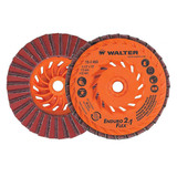 Walter Surface Technologies WAL-15I453 4.5In Enduro-Flex Finishing Disc