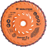 Walter Surface Technologies WAL-15I503 5In Enduro-Flex Finishing Disc