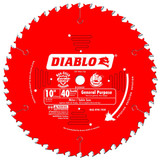 "Freud FRE-D1040X 10"" X 40T Saw Blade"