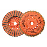 Walter Surface Technologies WAL-15I451 4.5In Enduro-Flex 2-In1 Disc