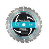 Makita A-94839 7-1/4X24T Carbide‑Tipped Circular Saw Blade