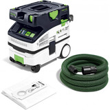 Festool FES-574845 CT MINI I HEPA Bluetooth Dust Extractor (2019 Model)