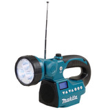 Makita DMR050 Flashlight Radio 18V Li-Ion
