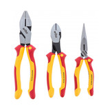Wiha WIHA-32968 Insulated Pliers and Cutters Set 3-Piece