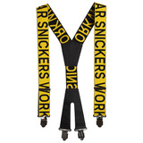 Snickers SNI-90640604000 Logo Braces