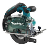 "Makita DCS553Z 18V LXT Brushless 5-7/8"" Metal Cutting Saw with Dust Collection"