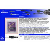 Dimar 40030 Snappy 5 Piece Countersink Set & Individual Countersinks