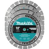 "Makita A-94932 14"" Diamond Blade, Segmented, General Purpose, Contractor, 3/pk"