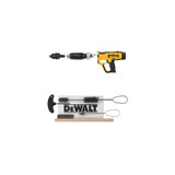 DeWALT DFD270SK Fully-Automatic .27 Caliber Powder-Actuated Tool (Single Shot Kit)
