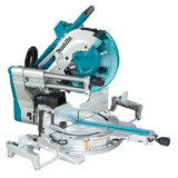 "Makita DLS212Z 12"" Cordless Sliding Compound Mitre Saw with Brushless Motor & Laser"