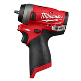 "Milwaukee 2552-20 M12 FUEL 1/4"" Stubby Impact Wrench (Tool Only)"
