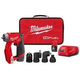 Milwaukee 2505-22 M12 Fuel Installation Drill/Driver 2x CP2.0 Kit