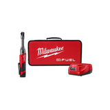 Milwaukee 2559-21 M12 Fuel 1/4In Extended Reach Ratchet Kit