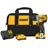 Dewalt DCD706F2 Xtreme 12V MAX Brushless 3/8 In. Cordless Hammer Drill Kit