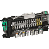 Wera Tools WERA-05056490001 Tool-Check PLUS, 39 pieces, Metric