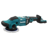 "Makita DPO600Z 18V 6"" Cordless Random Orbit Polisher with Brushless Motor"