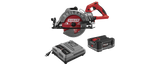 Skilsaw SPTH77M-12 7-1/4 In. TrueHVL Cordless Worm Drive Saw Kit With TrueHVL Battery & Diablo Blade