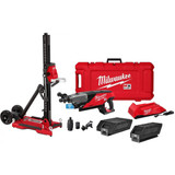 Milwaukee MXF301-2CXS MX FUEL Handheld Core Drill Kit w/ Stand