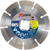 Bosch DBX541E 5 In. X-LOCK Xtreme Segmented Diamond Blade